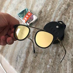 Brand New Garrett Leight Sunglasses